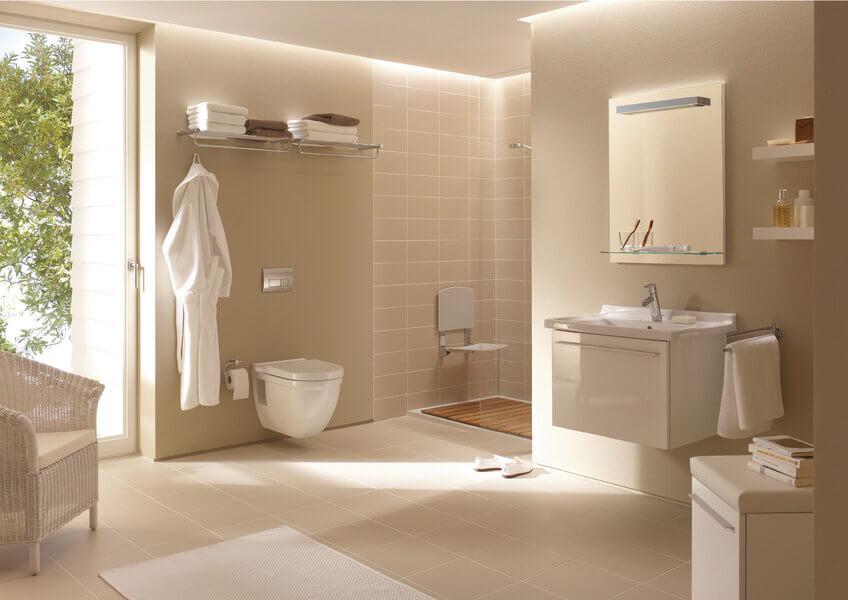 Herzlich willkommen bei das bad frank wei in olpe - Gerflor salle de bain ...